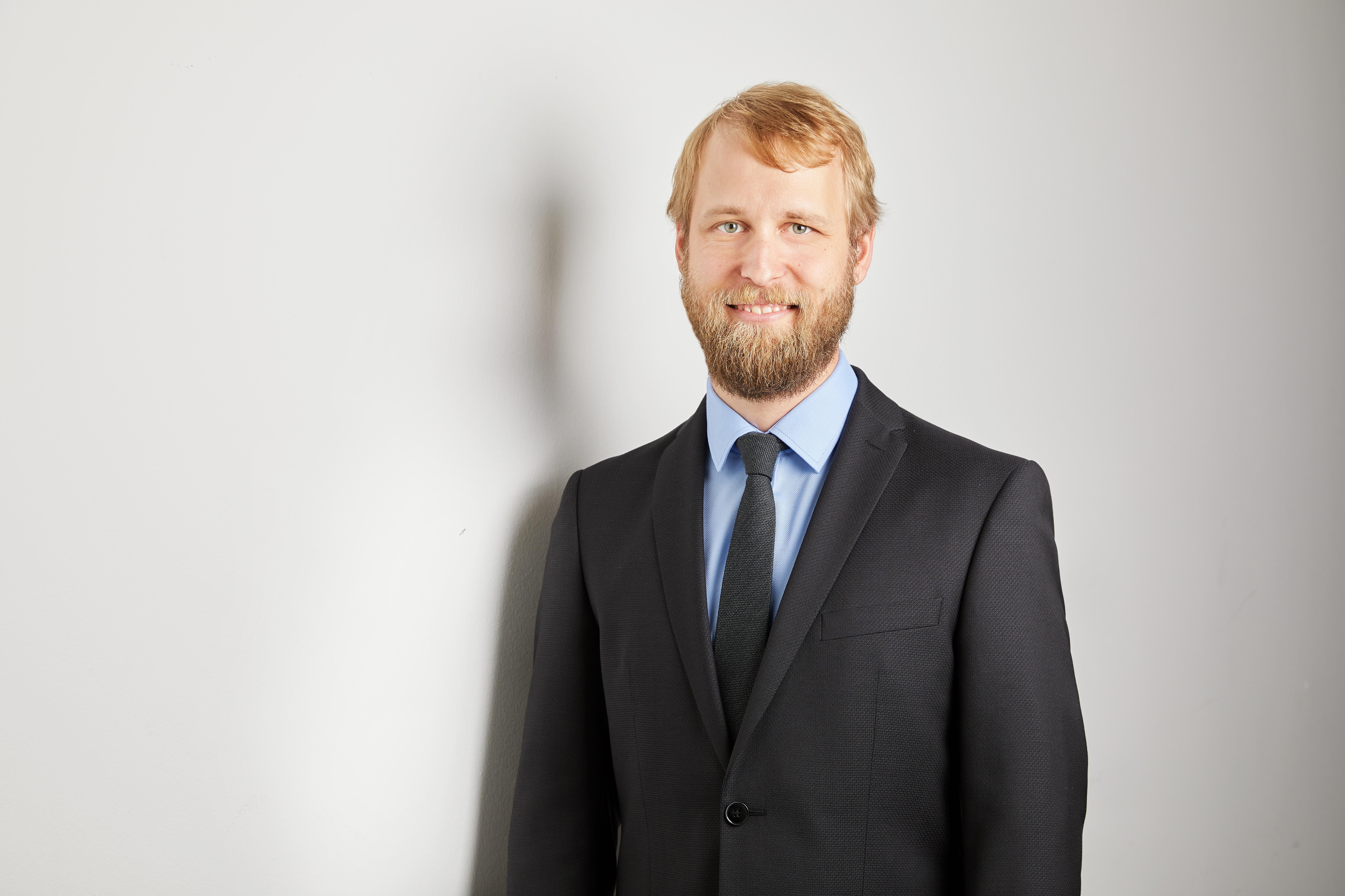 Portraitfoto Marcus Wortmann