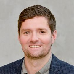 Der Geschäftsleiter des Digital Hub münsterLAND, Sebastian Köffer.