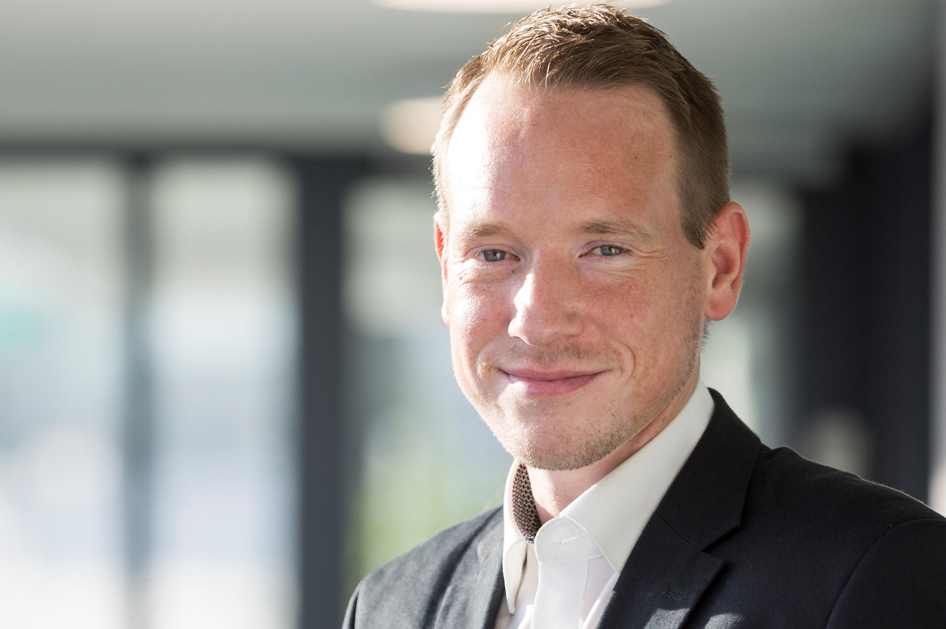 Gerald Swarat leitet hauptberuflich das Berliner Büro des Fraunhofer Instituts für Experimentelles Software Engineering (IESE).