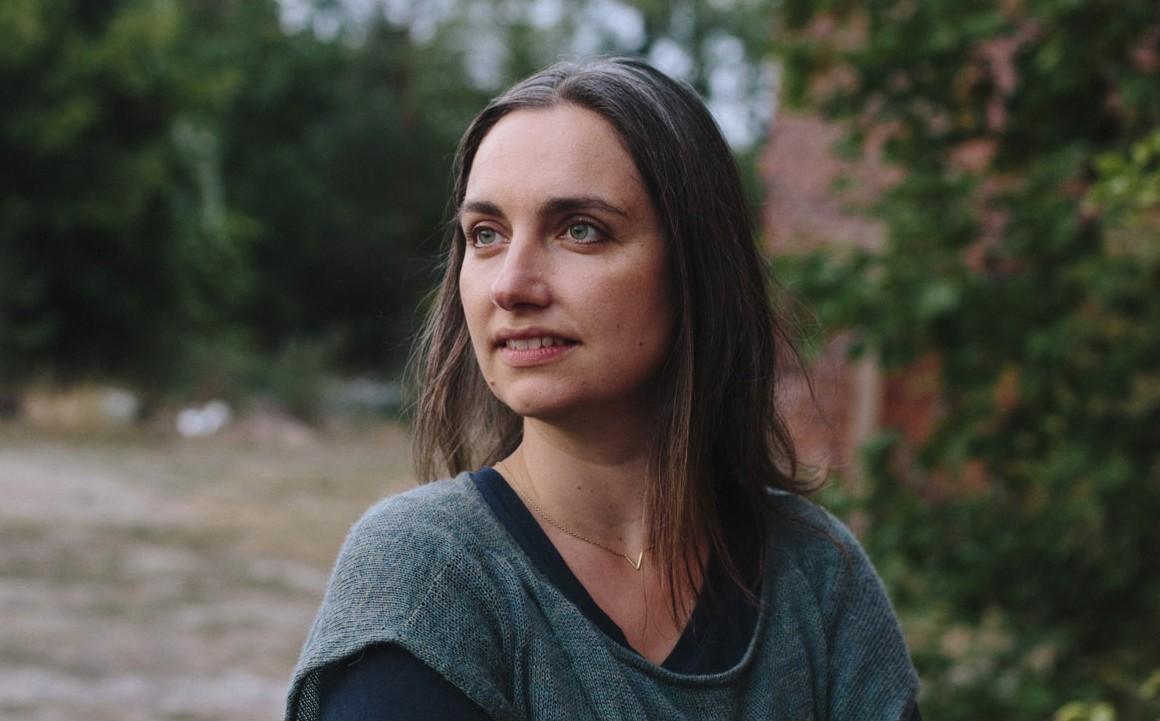 Andrea Weigt engagiert sich im Projektraum Drahnsdorf.