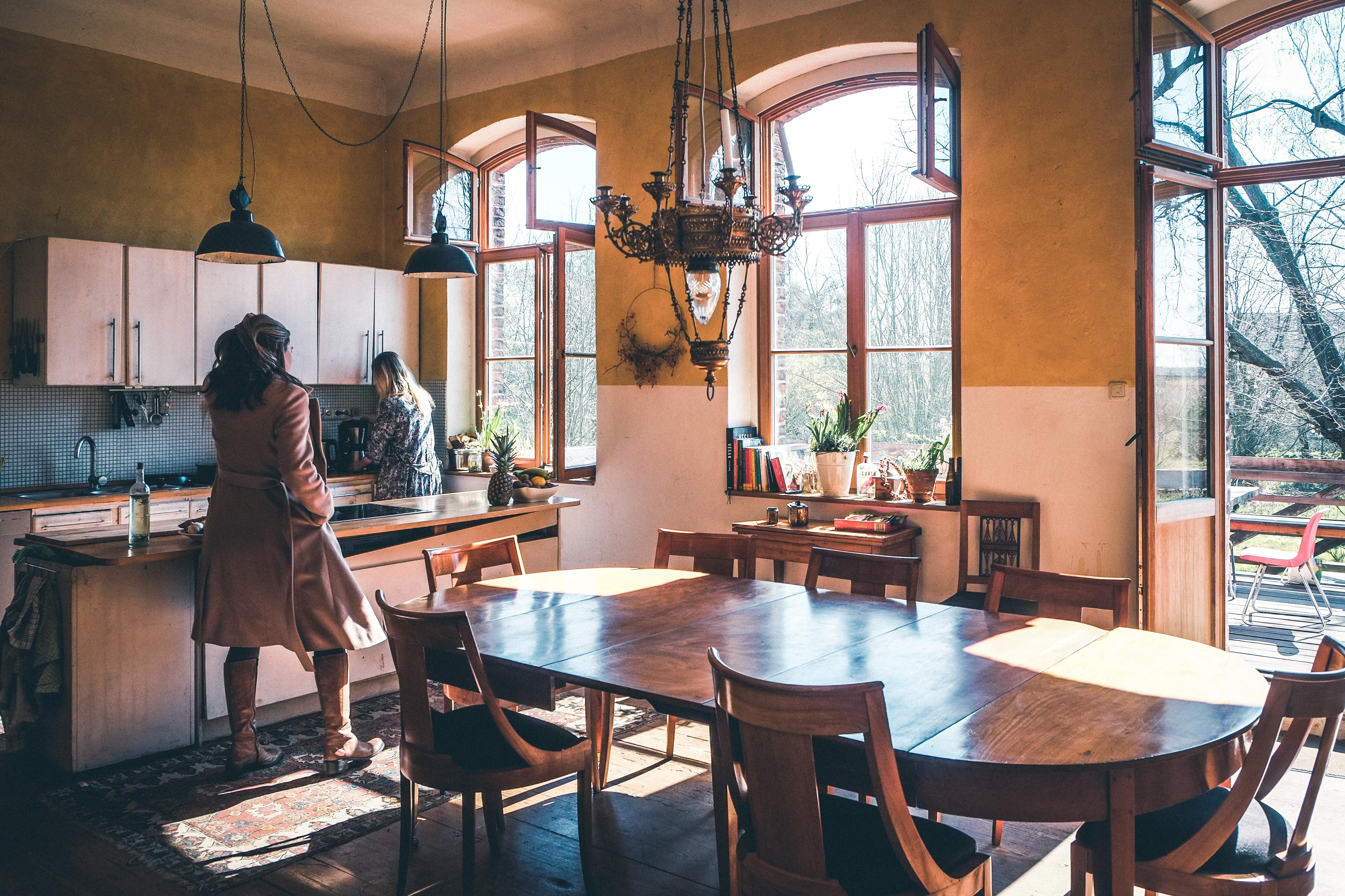 Der Projektraum Drahnsdorf ist eine Bildungs- und Begegnungsstätte.