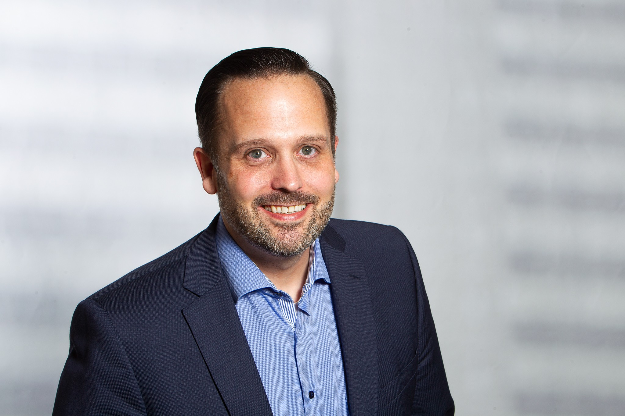 David Adler arbeitet an der Digitalisierung der Bonner Stadtverwaltung.