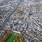 Die Stadt Bonn am Rhein