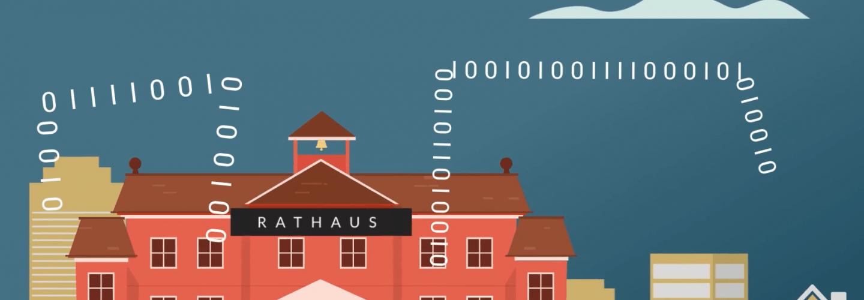 Animation Digitales Rathaus
